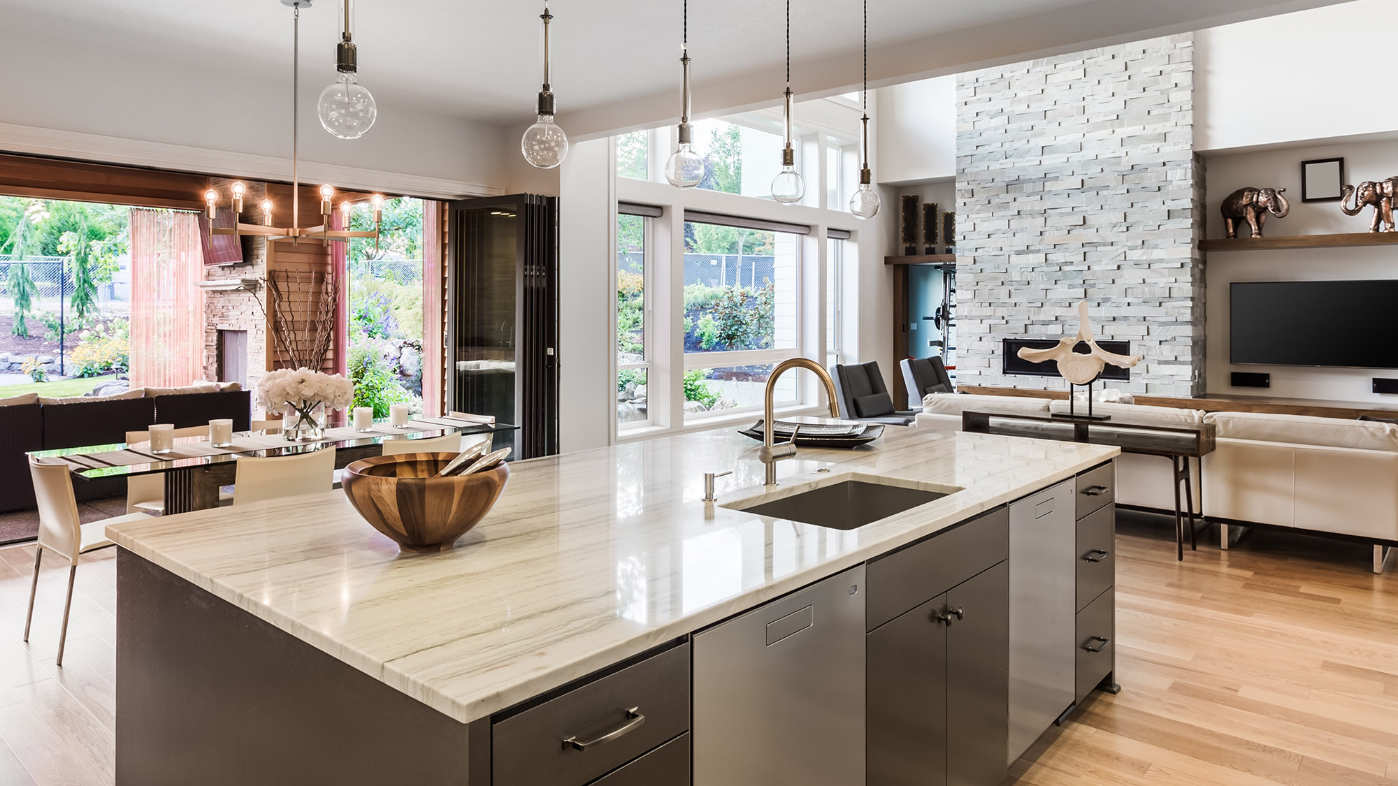 Kitchen remodel by HS3 in Foutnain Hills AZ