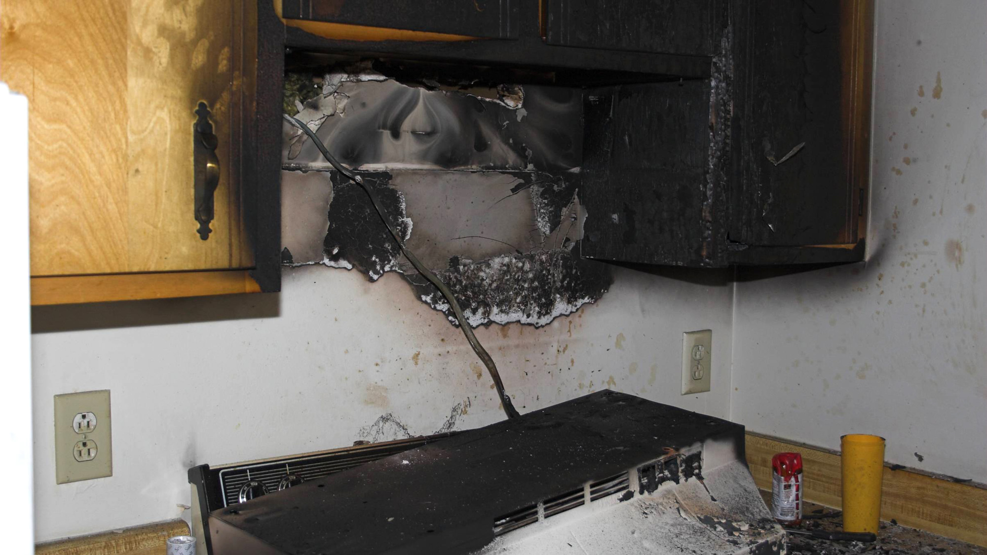 Home Fire Damage Restoration by HS3 in Fountain Hills, AZ